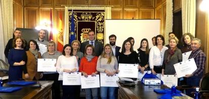 Clausura del Programa de formación en marketing digital en el sector turístico de Cuenca