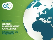 Inscríbete en el Global Management Challenge