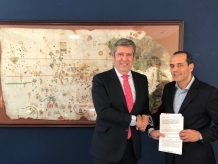 Firma de convenio de colaboración con Fundación Advanced Leadership